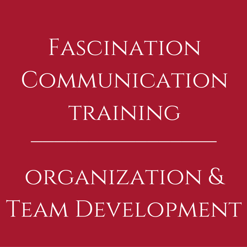 Fascination Personal Branding Training for Organizations