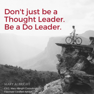 Be a Do Leader